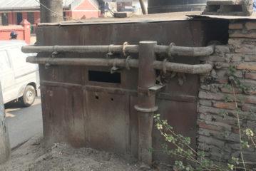 पहिलो विद्युतीय शवदाह यन्त्र