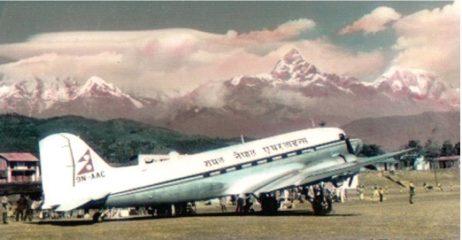 हवाईजहाज र हवाईअड्डा